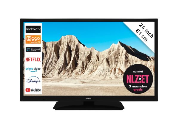 Nokia - Smart Android TV - 2400A -24