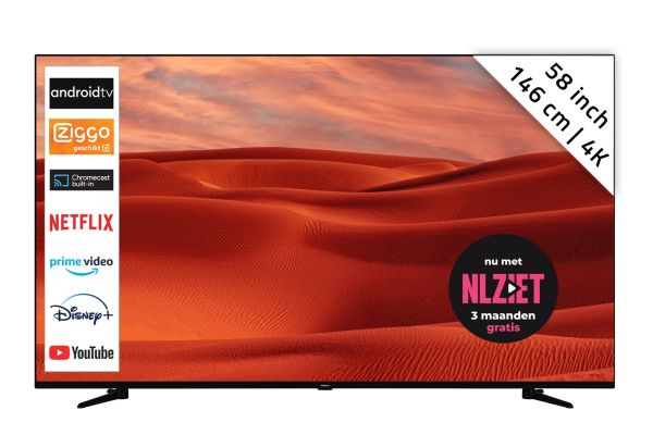 Nokia - Smart Android TV - 5800A - 58