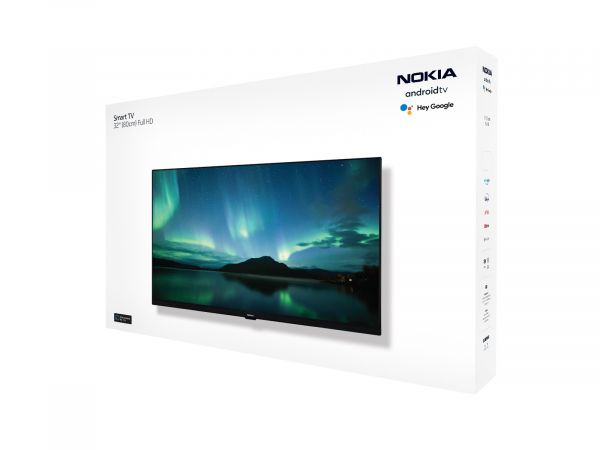 Nokia - Smart Android TV - 3200A - 32