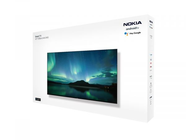 Nokia - Smart Android TV - 4300A - 43