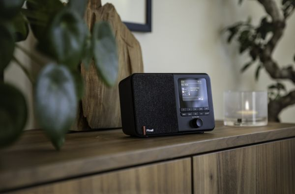 Pinell Supersound 101 - DAB+ Internetradio