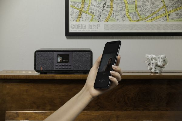 Pinell Supersound 501 - DAB+ Internetradio