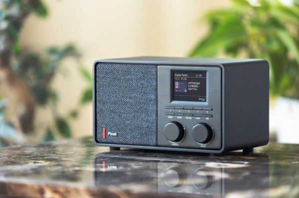 Pinell Supersound 201 - DAB+ Digitale tafelradio